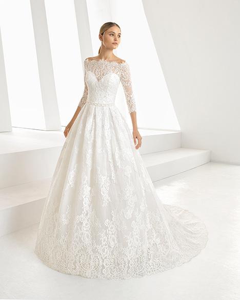 DEM (3A155) Wedding                                          dress by Rosa Clara