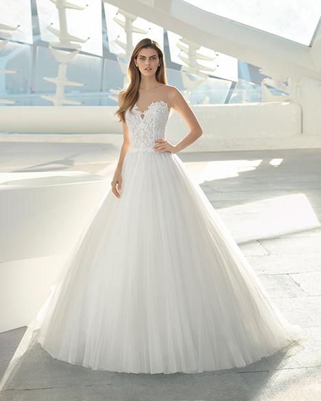 DISCOLO (3A180) Wedding dress by Rosa Clara