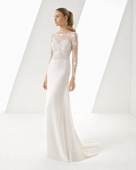DOMEKA (3A288) (2) Wedding dress by Rosa Clara