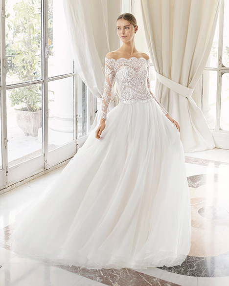 MAGNA (31108) Wedding                                          dress by Rosa Clara Couture