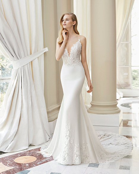 MAIZ (31112) Wedding                                          dress by Rosa Clara Couture
