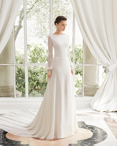 MANILA (31125) Wedding                                          dress by Rosa Clara Couture