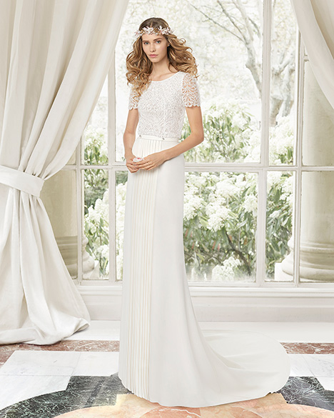 MARCO (31132) Wedding                                          dress by Rosa Clara Couture