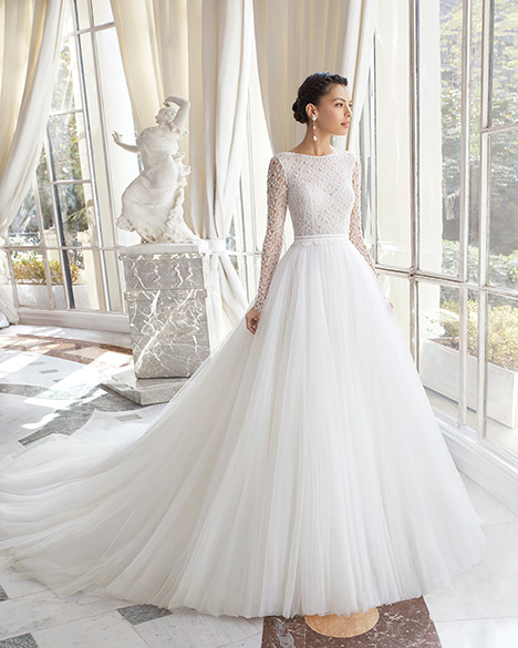 MARGARITA (31135) Wedding                                          dress by Rosa Clara Couture