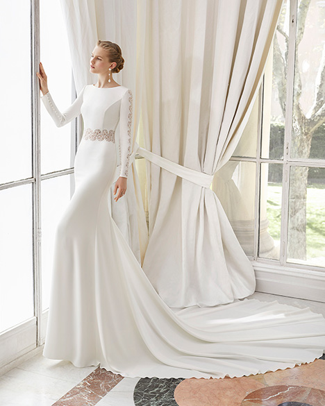MARTINA (31147) Wedding                                          dress by Rosa Clara Couture