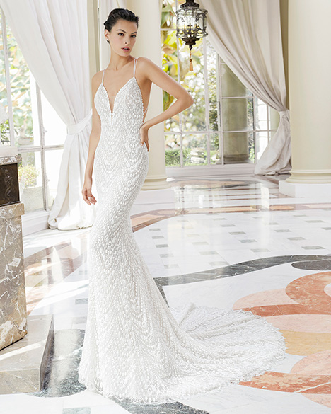 MERIDA (31162) gown from the 2019 Rosa Clara Couture collection, as seen on dressfinder.ca