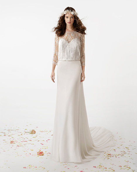 KENZA (3K129) Wedding                                          dress by Rosa Clara: Soft