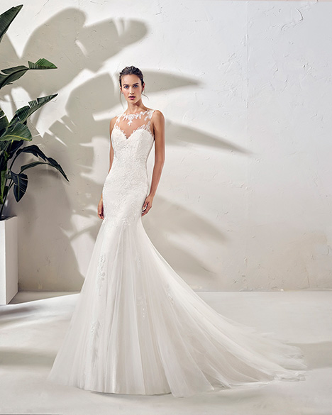 FARAD (3N111) gown from the 2019 Adriana Alier collection, as seen on dressfinder.ca