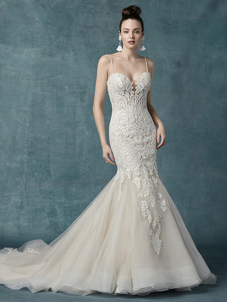Alistaire Wedding                                          dress by Maggie Sottero