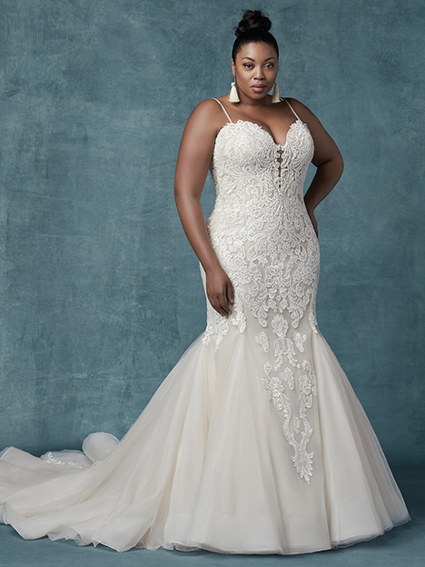 Alistaire Lynette (Curve) Wedding                                          dress by Maggie Sottero