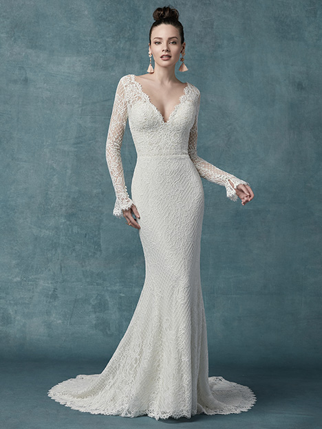Antonia Wedding                                          dress by Maggie Sottero
