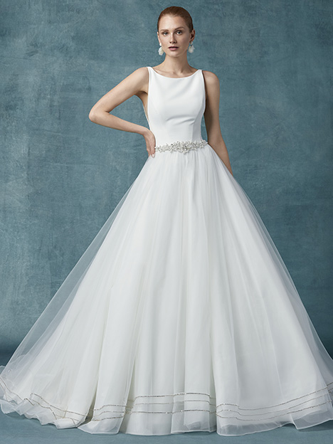 Aralyn Wedding                                          dress by Maggie Sottero