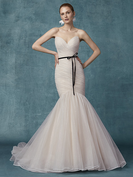 Camden Wedding                                          dress by Maggie Sottero