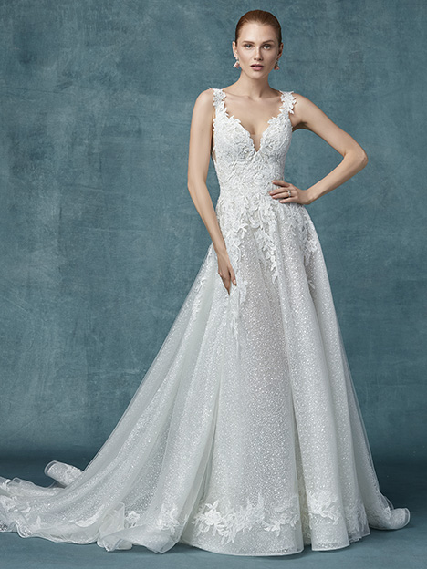43ece3d7f4279 Carmella Jane Wedding dress by Maggie Sottero