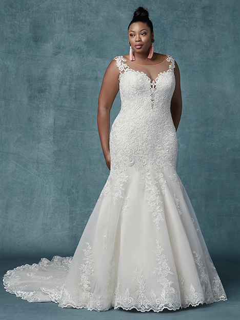 Constance Lynette (Curve) Wedding                                          dress by Maggie Sottero