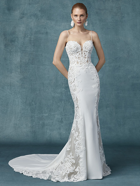 Darshana Wedding                                          dress by Maggie Sottero