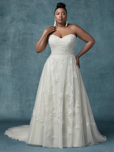 Dorthea (Curve) Wedding                                          dress by Maggie Sottero