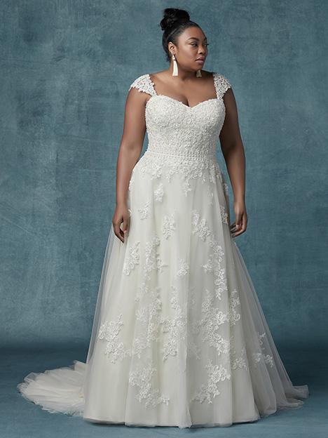 Dorthea (Curve) (2) Wedding                                          dress by Maggie Sottero