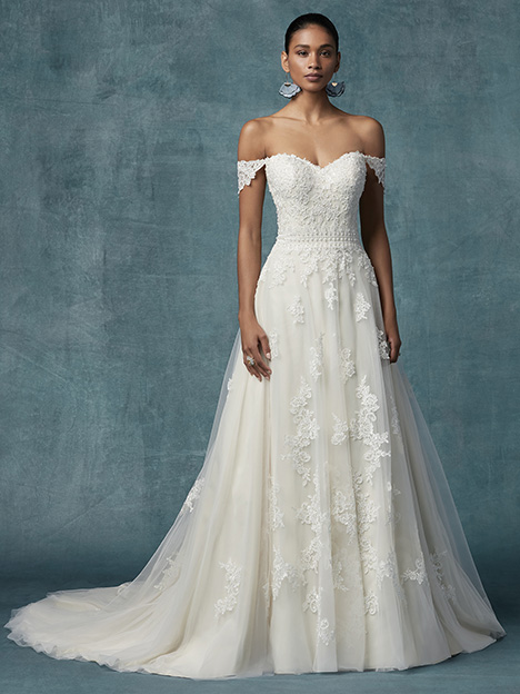 Dorthea (2) Wedding                                          dress by Maggie Sottero