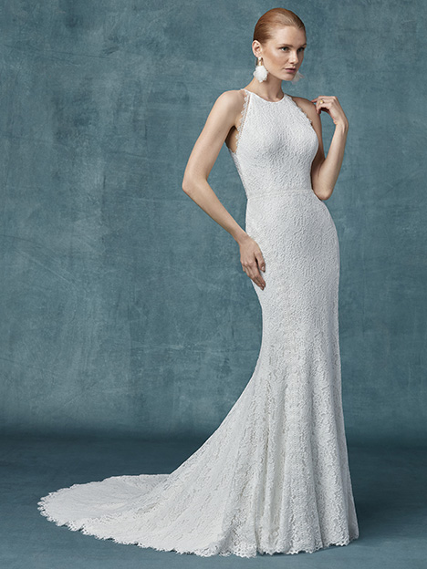 Fairbank Wedding                                          dress by Maggie Sottero