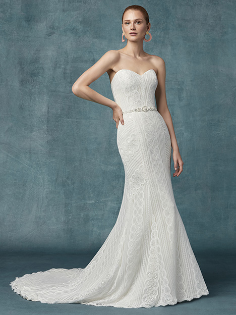 Geraldine Wedding                                          dress by Maggie Sottero