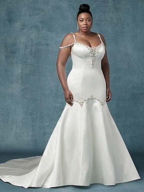 Latoya (Curve) Wedding                                          dress by Maggie Sottero