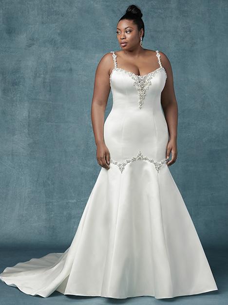 Latoya (Curve) (2) Wedding                                          dress by Maggie Sottero