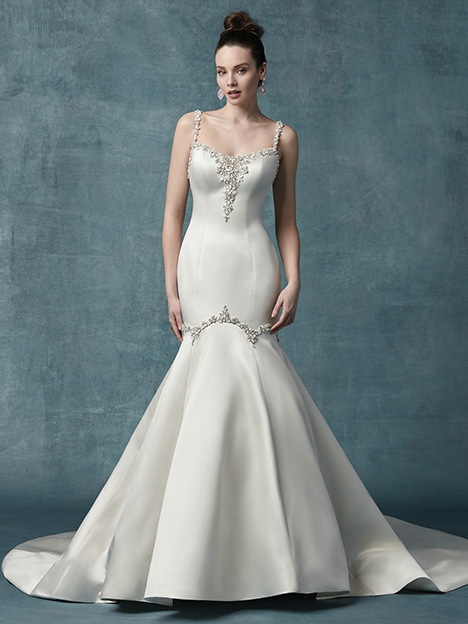 Latoya Wedding                                          dress by Maggie Sottero
