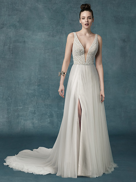 Mylene Marie Wedding                                          dress by Maggie Sottero