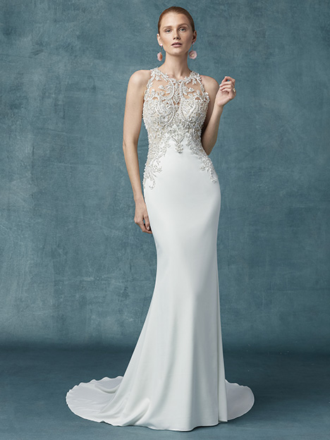 Nerys Wedding                                          dress by Maggie Sottero