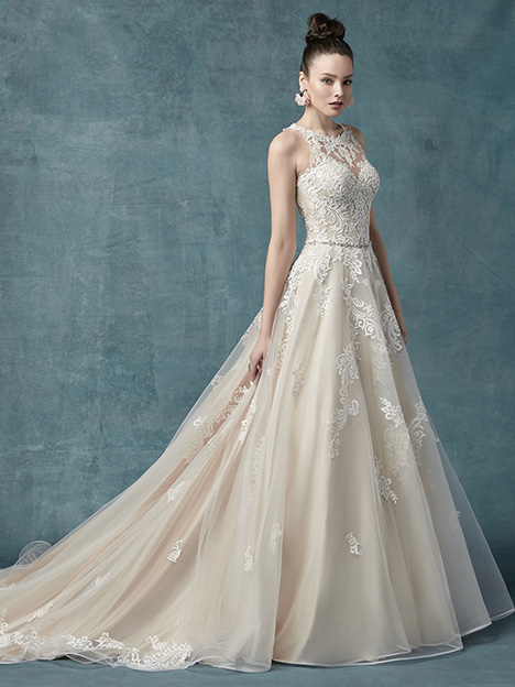 Shelissa Wedding                                          dress by Maggie Sottero