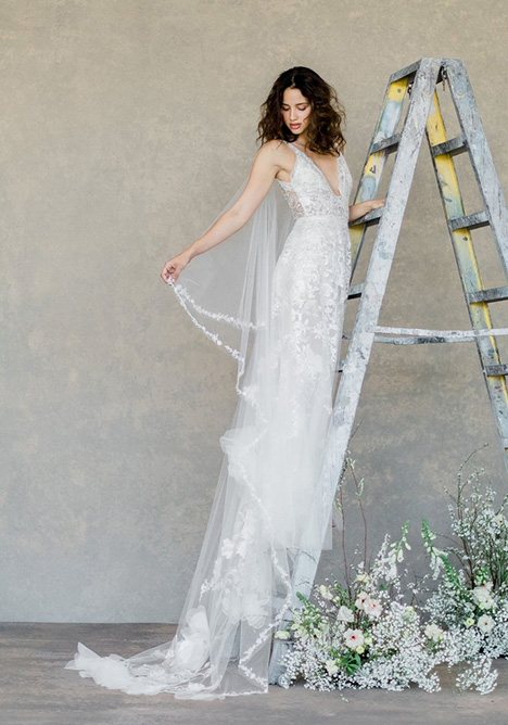 Gypsy Moon Wedding                                          dress by Claire Pettibone: Couture