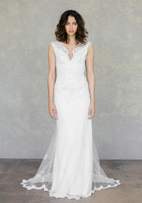Horizon Wedding                                          dress by Claire Pettibone: Couture