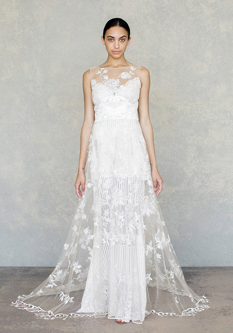 Shangri-la Wedding                                          dress by Claire Pettibone: Couture
