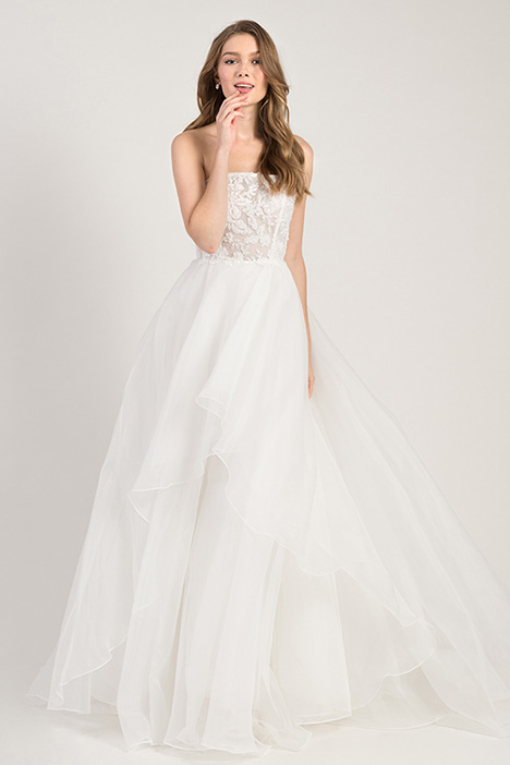 Georgina Wedding                                          dress by Jenny Yoo Collection