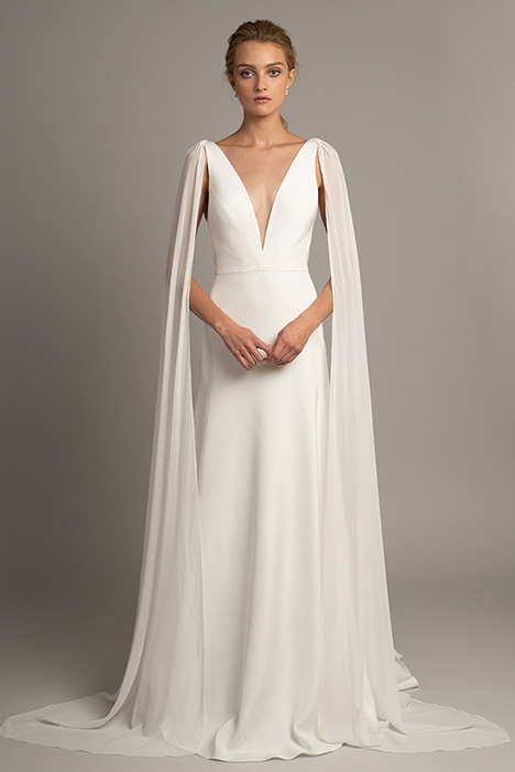 Wesley Wedding                                          dress by Jenny Yoo Collection