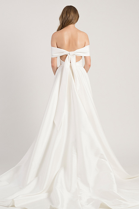 Eliza (back) Wedding                                          dress by Jenny Yoo Collection