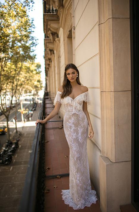 Dakota Wedding                                          dress by Muse by BERTA