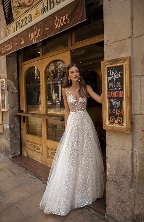 Demi Wedding                                          dress by Muse by BERTA