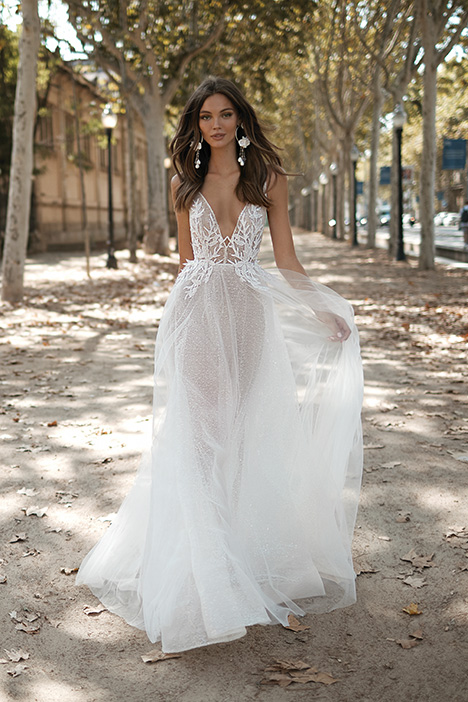 Denise Wedding                                          dress by Muse by BERTA