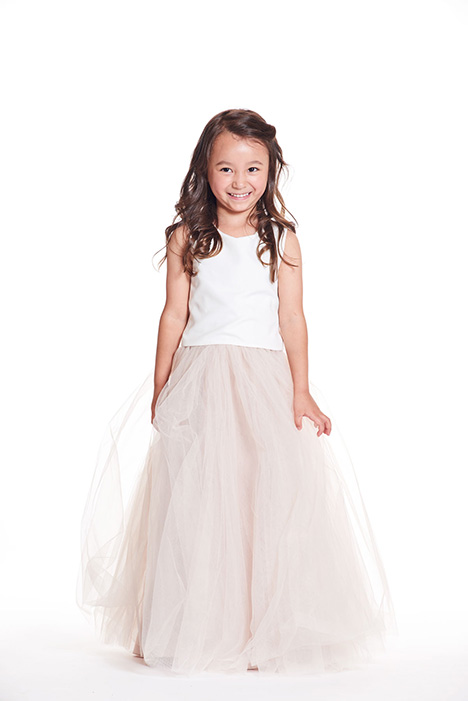F0119 Flower Girl dress by Bari Jay: Flower Girls