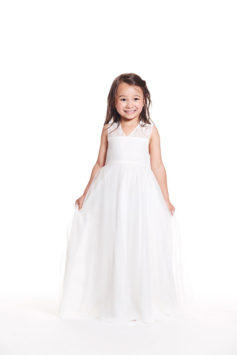 F0519 Flower Girl dress by Bari Jay: Flower Girls