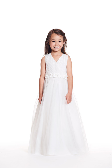 F0719 Flower Girl                                      dress by Bari Jay: Flower Girls