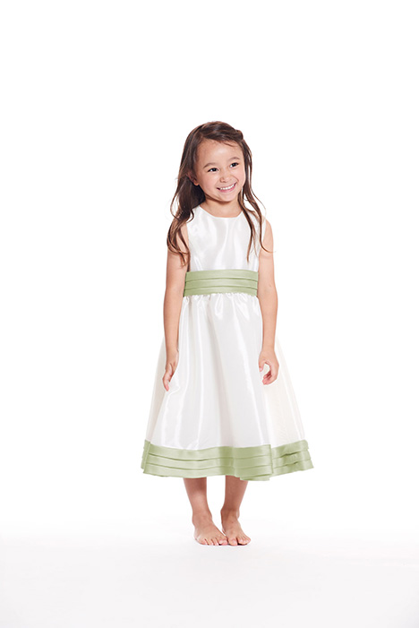 F0919 Flower Girl                                      dress by Bari Jay: Flower Girls