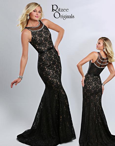 3403 Prom                                             dress by Ritzee Originals