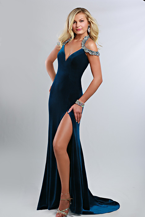3406 Prom                                             dress by Ritzee Originals