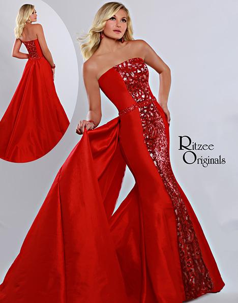 3407 Prom                                             dress by Ritzee Originals
