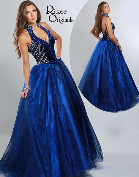 3410 Prom                                             dress by Ritzee Originals