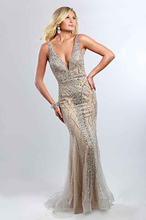 3413 Prom                                             dress by Ritzee Originals