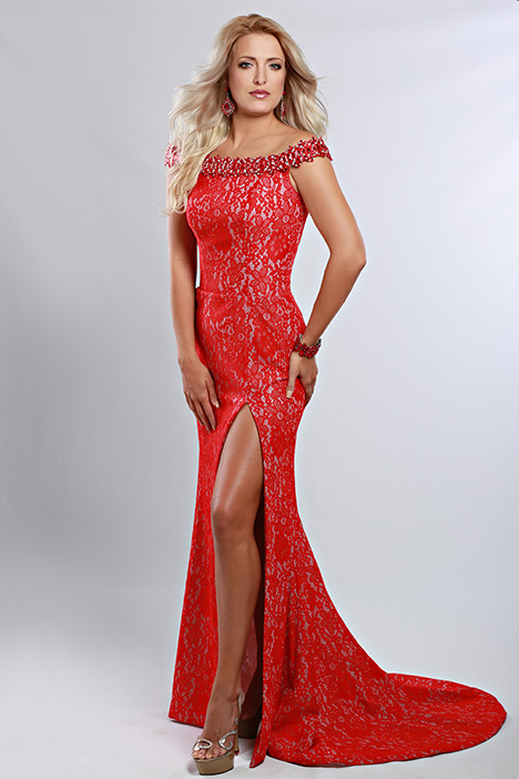 3415 Prom                                             dress by Ritzee Originals